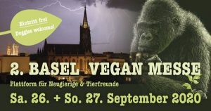 Basel Vegan Messe